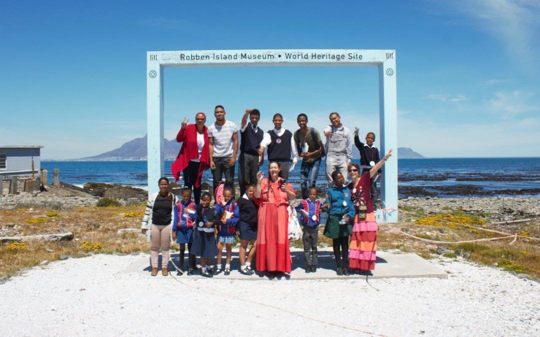 The Darling Trust's visit to Robben Island